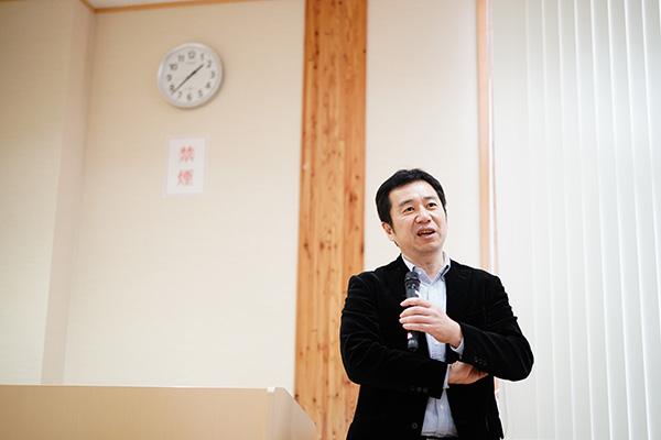 公認会計士 田中先生