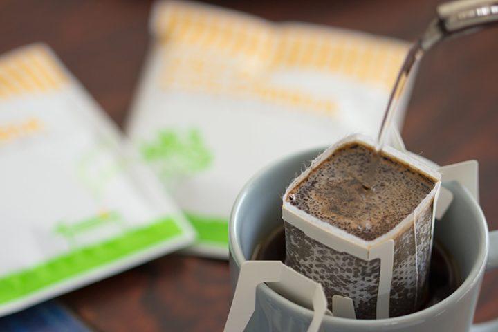 カフェインレスドリップコーヒー デカフェコロンビア