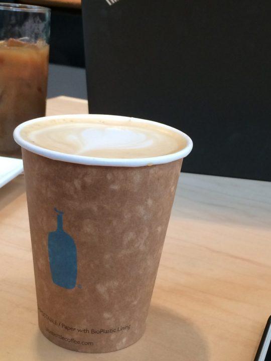 ブルーボトルコーヒー カフェラテ