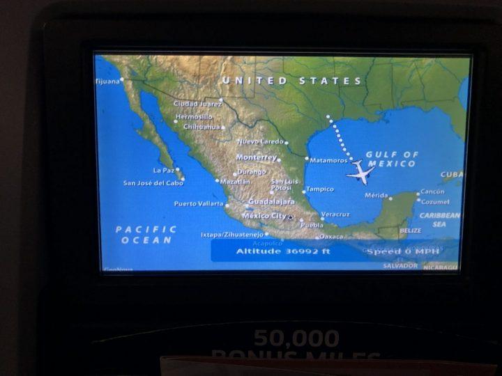 グァテマラへフライト