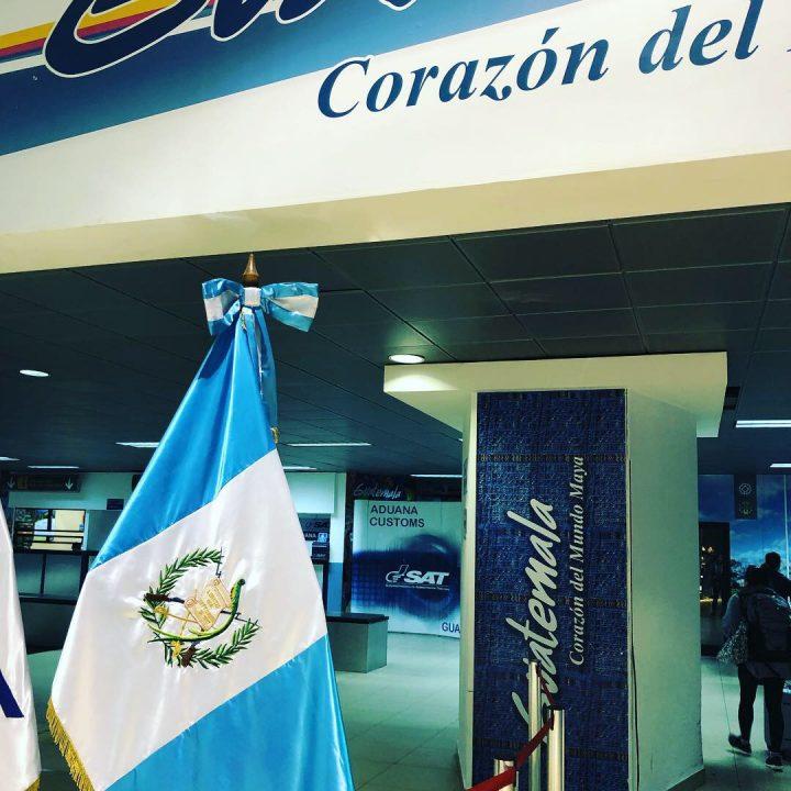 グァテマラ空港