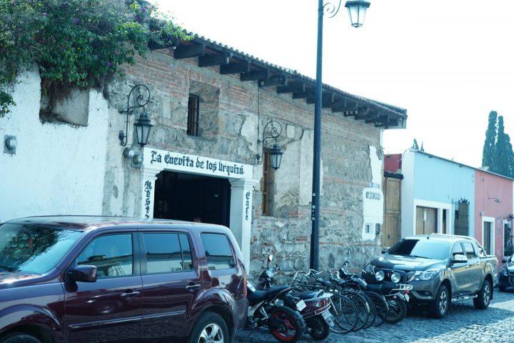 アンティグア ベラビスタ カフェ