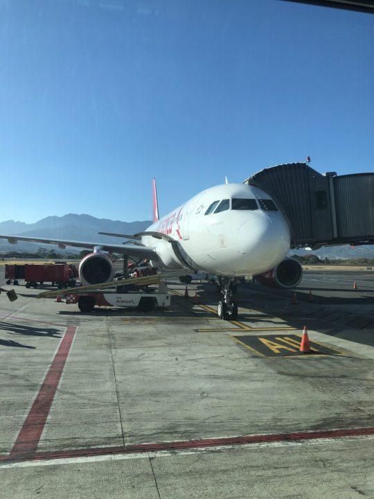 サンホセ空港