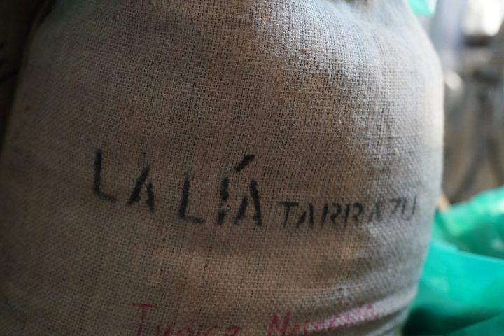 La LIA パーチメントコーヒー
