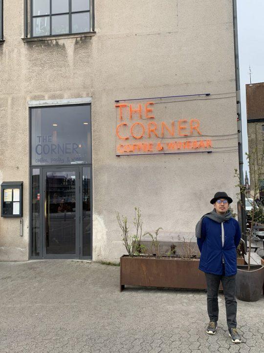 コペンハーゲン 108 カフェ