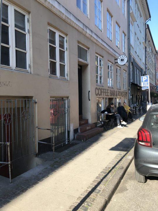 コペンハーゲン カフェ