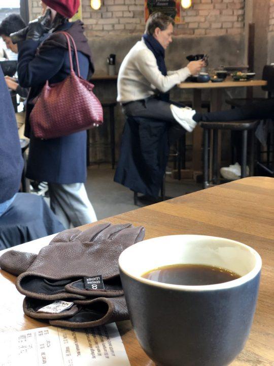 108 コペンハーゲン カフェ