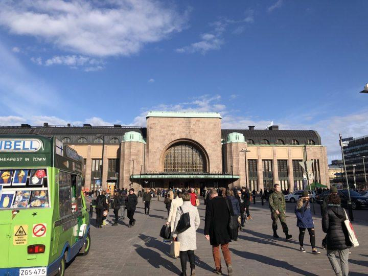 ヘルシンキ 中央駅