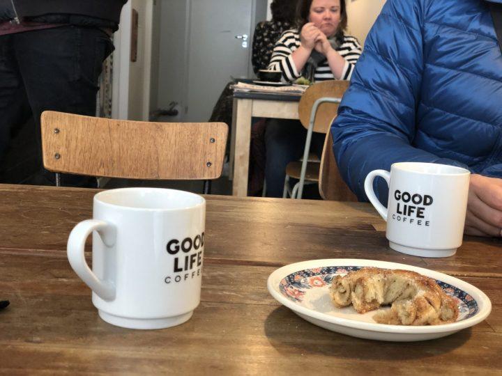 ヘルシンキ グッドライフコーヒー