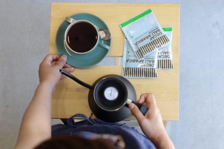 カフェインレスドリップコーヒー バリ
