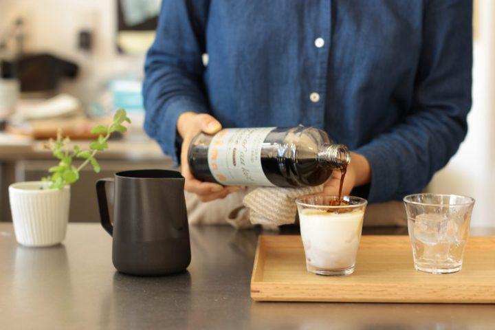 カフェインレス カフェオレ