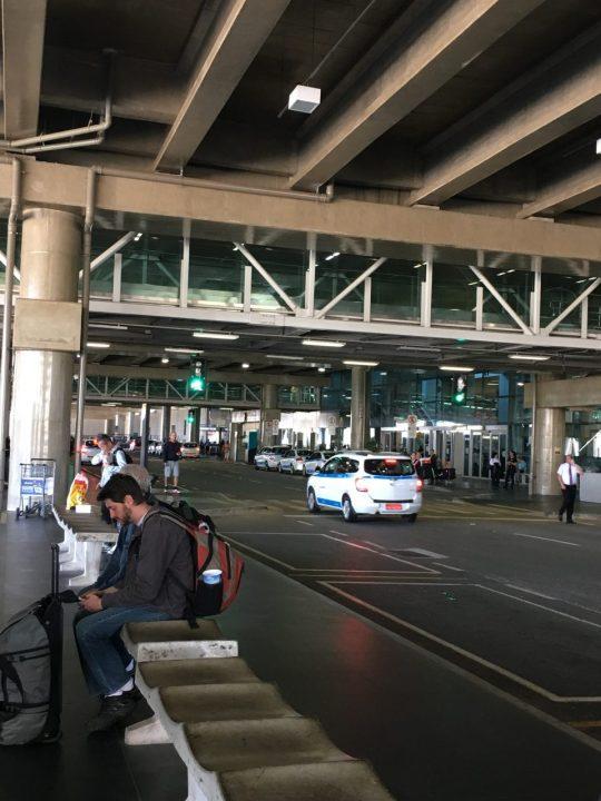 サンパウロ 空港