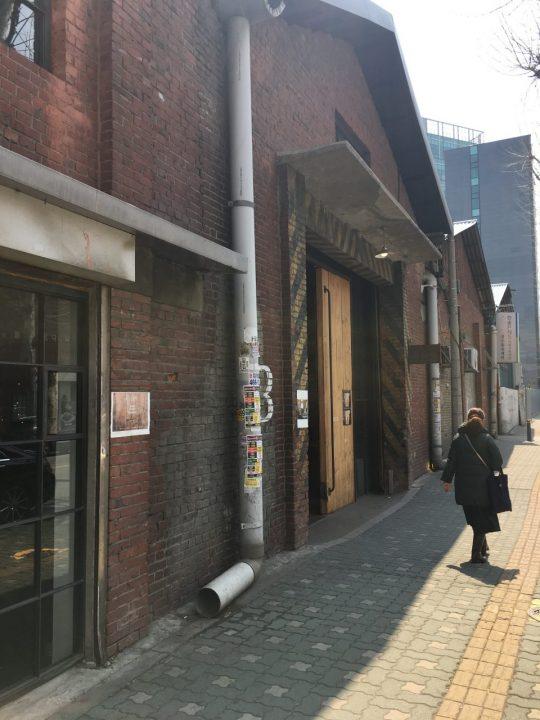 韓国 カフェ co:lumn