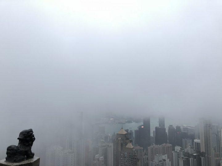 香港 ヴィクトリアピーク