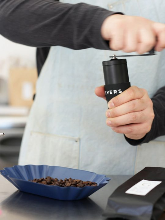 手挽きミル コーヒー
