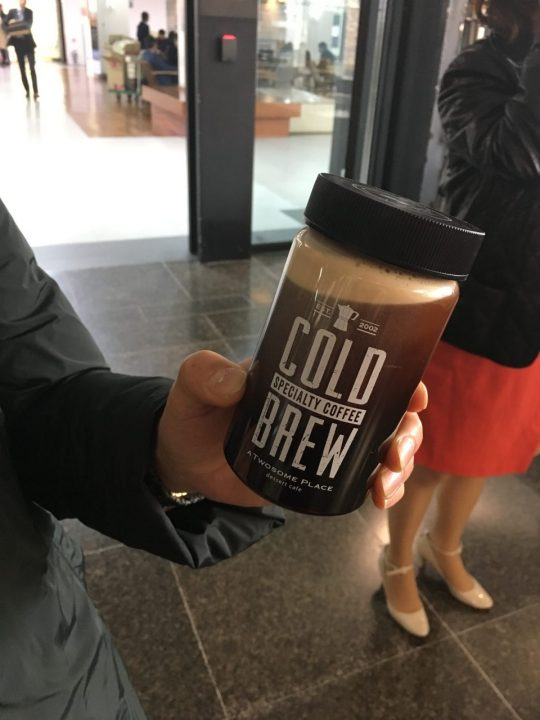 cj ドラフトコーヒー ニトロ