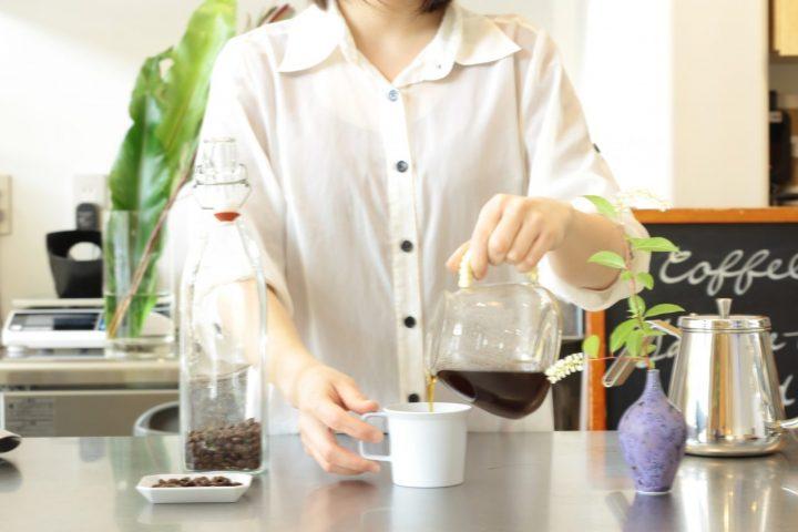 デカフェ 有機コーヒー