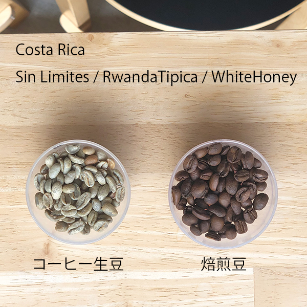 コーヒー豆 シンリミテス