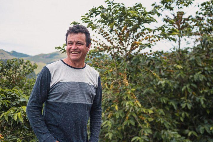 ブラジル スペシャルティコーヒー ルチアーノさん