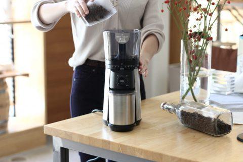 コーヒーグラインダー OXO