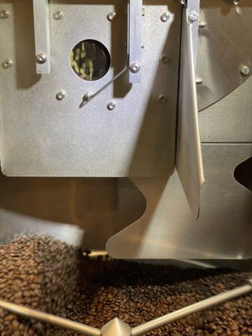 スペシャルティコーヒー 焙煎