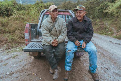 ボリビア アグアリカ